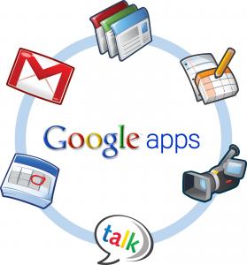 google apps gestion de projet