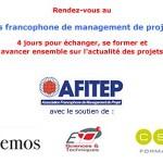 Congrès francophone du management de projet du 12 au 15 octobre 2009 à Paris